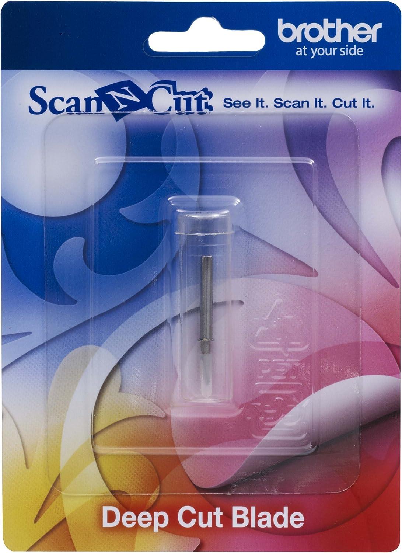 Schneidemesser für Tiefschnitte CABLDF1 für Brother  Scan-N-Cut Hobbyplotter