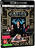 Gatsby le magnifique [4K Ultra HD + Blu-ray + Copie Digitale UltraViolet]