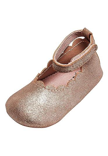 next Bebé Niña Zapatos para Cochecito Estilo Merceditas ...