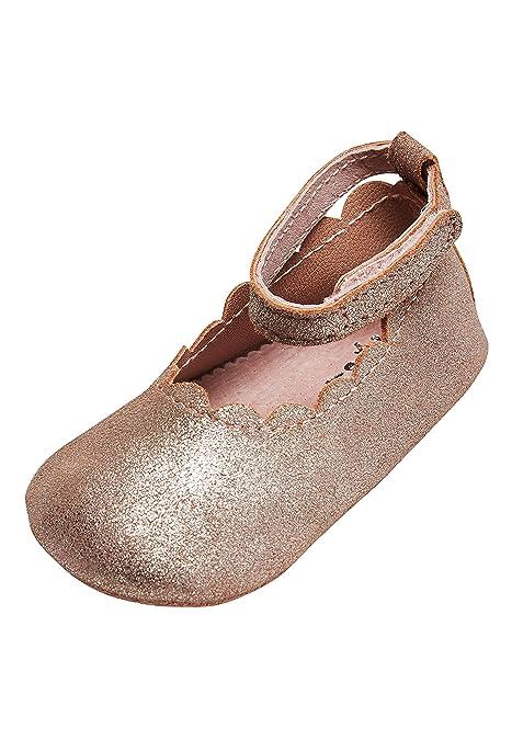 next Bebé Niña Zapatos para Cochecito Estilo Merceditas (Niña Pequeña) Rosa  3-6 Meses Rosa 3-6 Meses  Amazon.es  Zapatos y complementos 3196d0db42459