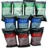 Pork Clouds (10 Large Bags) - Mixed