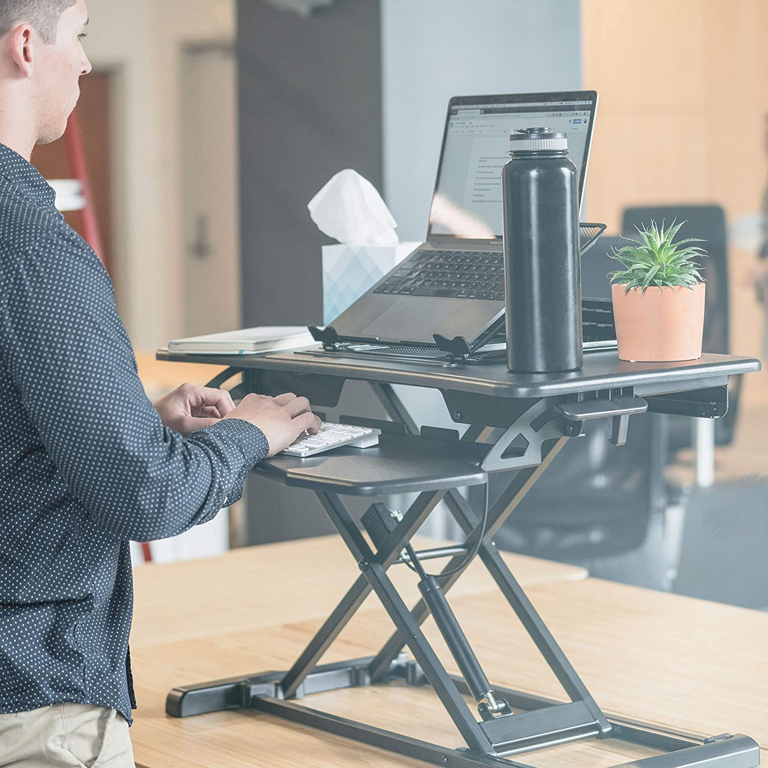 standing desk reviews consumer reports