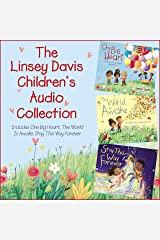 The Linsey Davis Children's Audio Collection: Includes One Big Heart, The World Is Awake, Stay This Way Forever Audible Audiobook