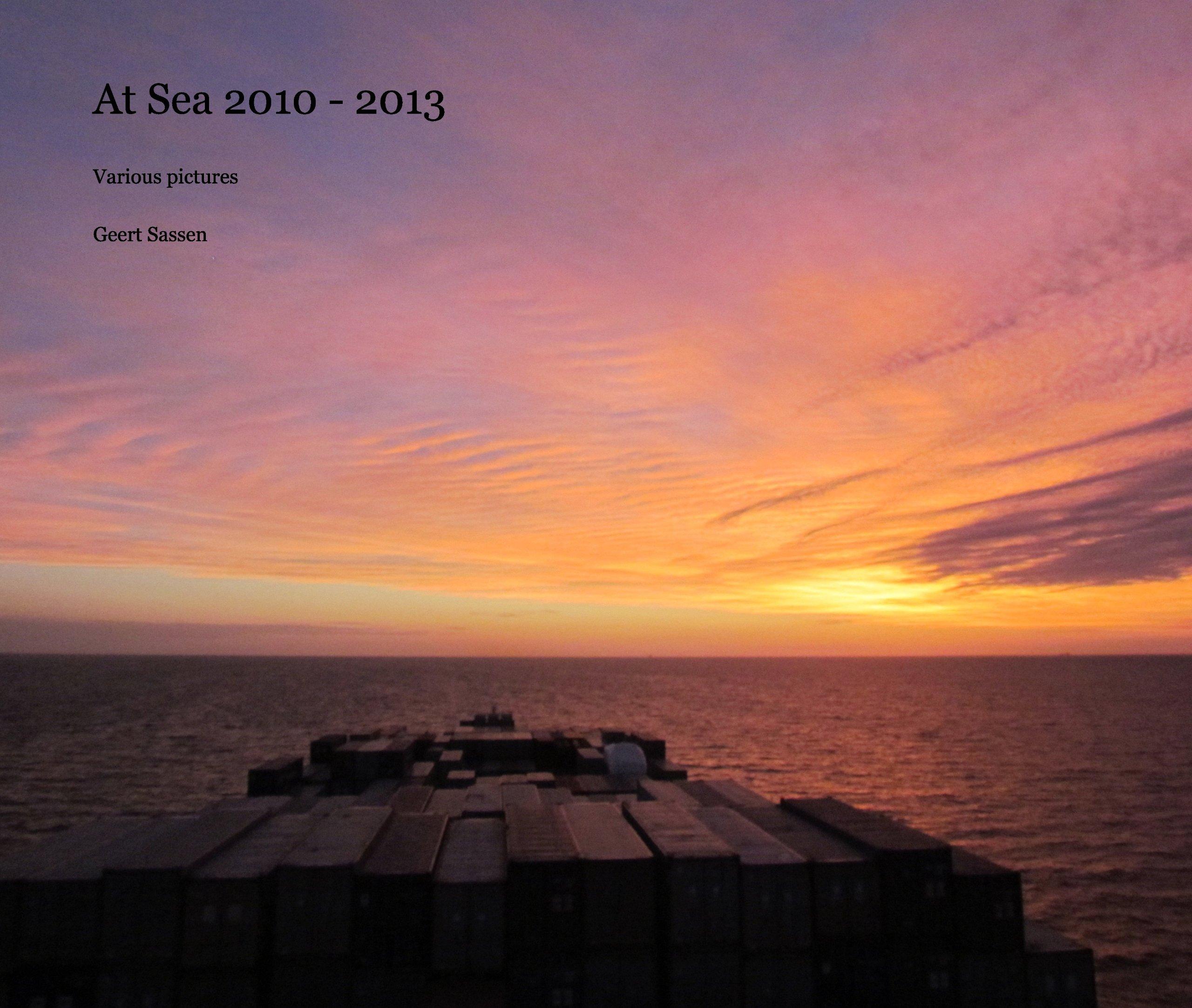 Download At Sea pdf epub