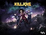 Killjoys Season 2 cover