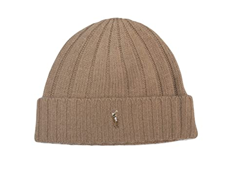 Amazon.com  Polo Ralph Lauren Lambs Wool Beanie Hat Cap  Sports   Outdoors cde41731e98