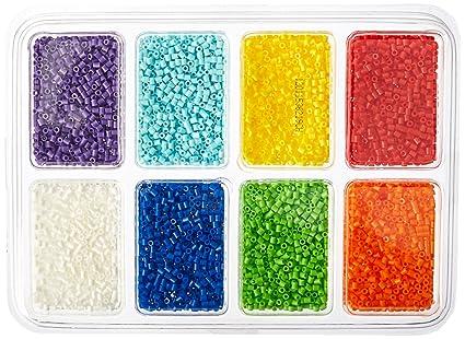 Amazon Perler Beads 4040 Mini Beads Tray Rainbow Arts Beauteous Mini Perler Bead Patterns