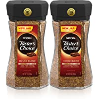2-Pack Nescafe Taster's Choice House Blend Instant Coffee (7 oz Jar)