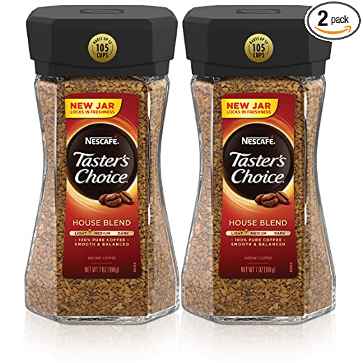 Nescafe Taster's Choice House Blend Review