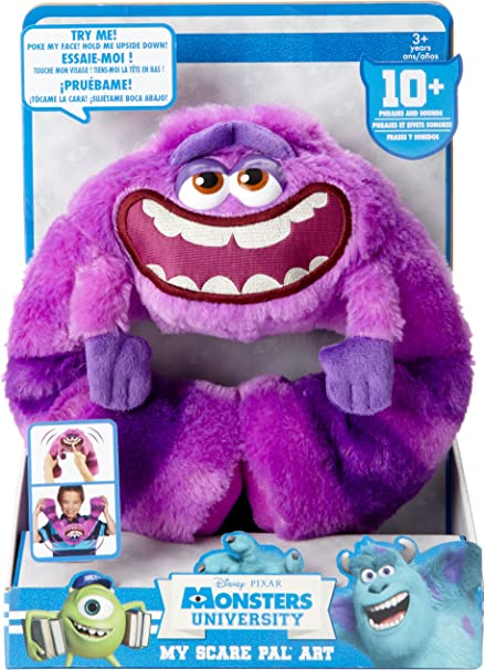 Amazon Com Monsters University My Scare Pal Art Toys Games