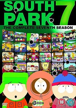 amazon south park season 7 import anglais アニメ