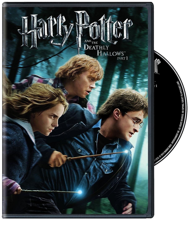 HP7: Deathly Hallows, P1 (DVD)