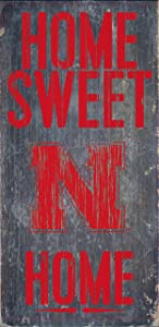 Fan Creations C0653-Nebraska University of Nebraska Sweet Home,Multi