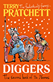 Diggers: The Second Book of the Nomes (The Bromeliad 2)