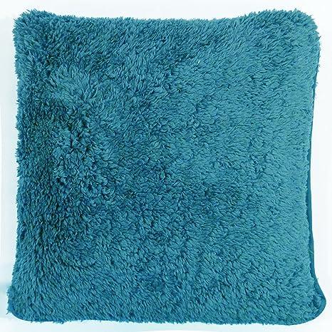 Dutch Decor 70 x 70 cm Micro Funda para cojín, Azul: Amazon ...