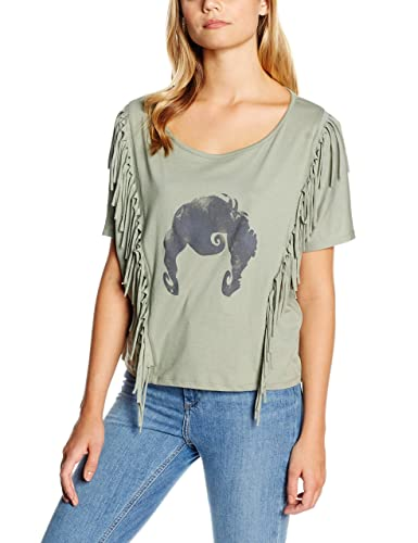 DOLORES PROMESAS, FLECOS  – Camiseta para mujer