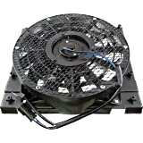 APDTY 7316712 Condenser Fan Assembly Without Controller Replaces 8-97383-808-0, 8973838080