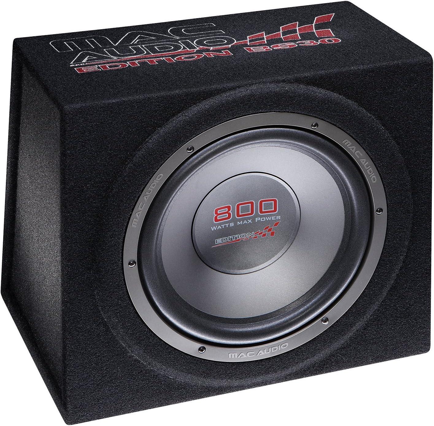 Mac Audio Edition BS 30 Subwoofer con Caja 12