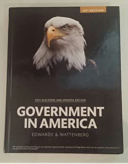 Government in america 2014 elections and updates edition 16th customers who viewed this item also viewed fandeluxe Gallery