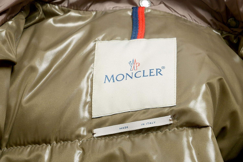 Amazon.com: Moncler ADOXA - Abrigo de parka con capucha para ...