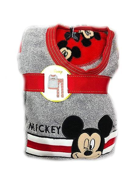Disney Mickey Minnie Mouse Ladies Girls Pijamas de Mujer Pijamas PJ Set XS-XL (