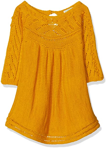 United Colors of Benetton Sweater L/s, suéter para Bebés, Amarillo (Yellow