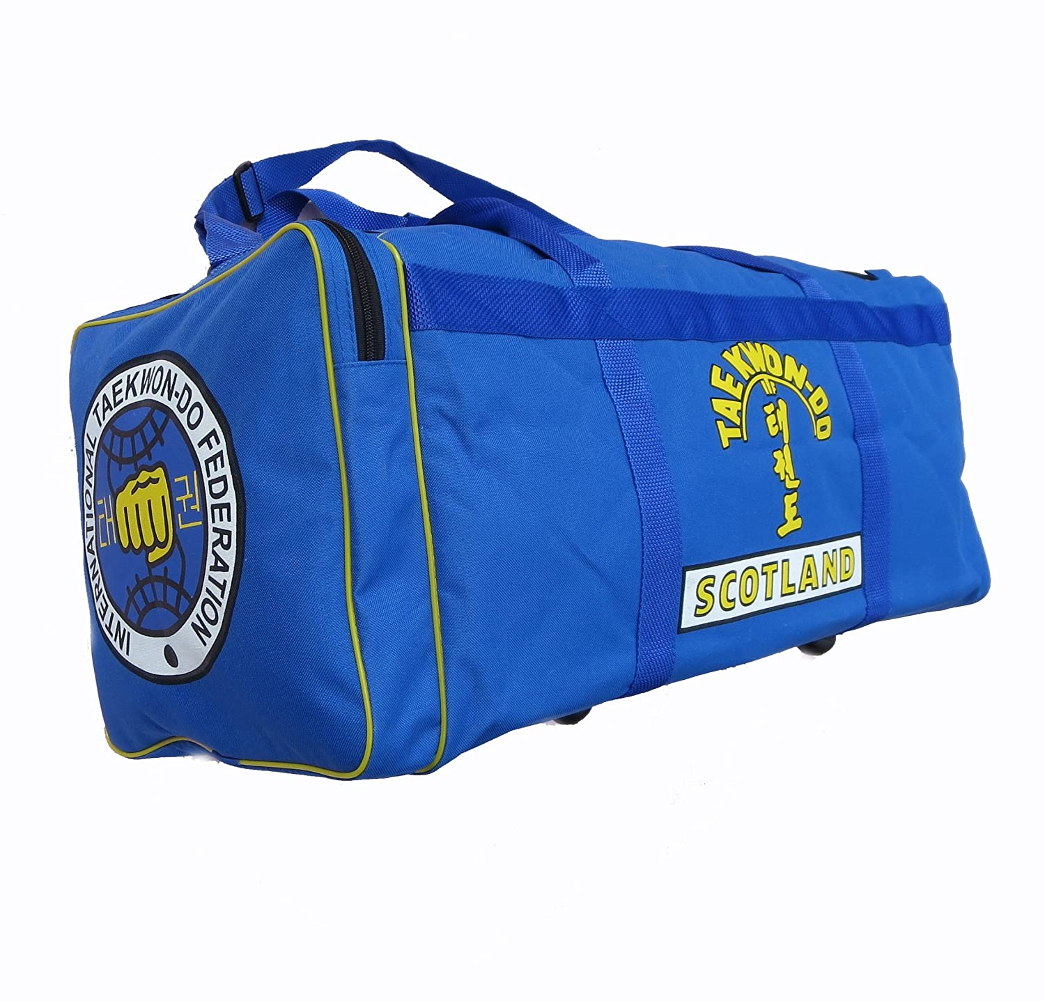 ITF Taekwondo Holdall - Limited Edition Scotland Bag Sportsupply.org