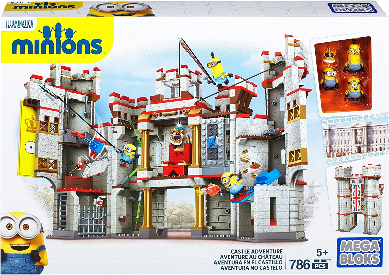 Gru: Mi Villano Favorito Mega Bloks CNT39 - Juego Minions La Aventura del Castillo: Amazon.es: Juguetes y juegos