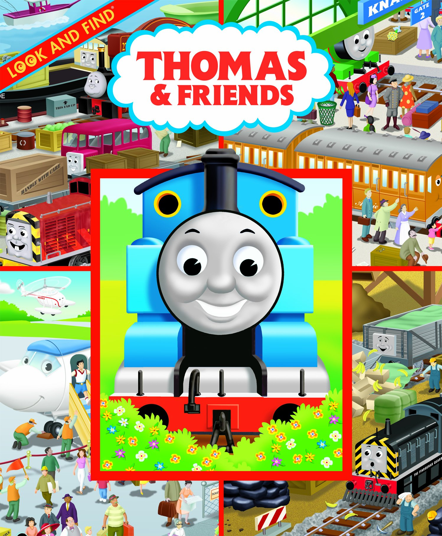 Thomas & Friends Book Looks Up - Lima.stanito.com
