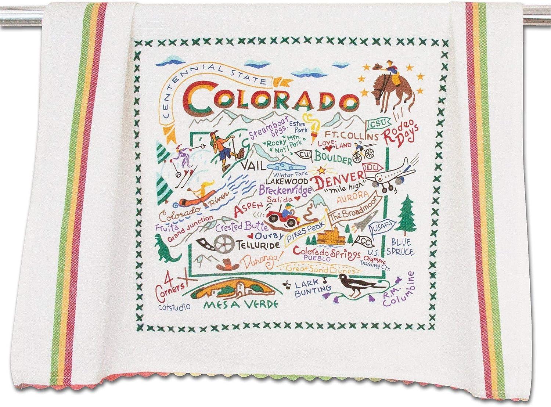 catstudio Colorado Dish & Hand Towel | Great for Kitchen, Bar, & Bathroom