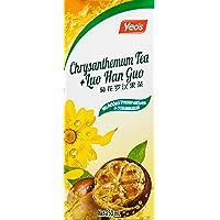 Yeo's Chrysanthemum Tea, Luo Han Guo, 250ml (Pack of 6)