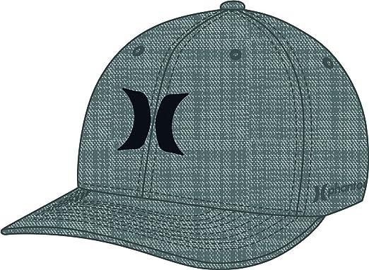 Hurley sombreros Phantom Boardwalk Flexfit Gorra de béisbol - negro, HASTA, large/extra-large: Amazon.es: Deportes y aire libre
