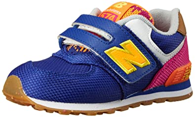 New Balance KG574 Expedition Running Shoe (Infant/Toddler ...