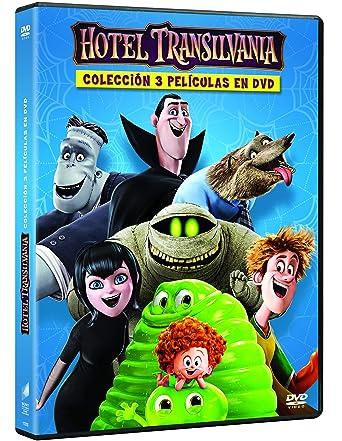 Pack: Hotel Transilvania 1-3 [DVD]: Amazon.es: Adam Sandler, Andy ...