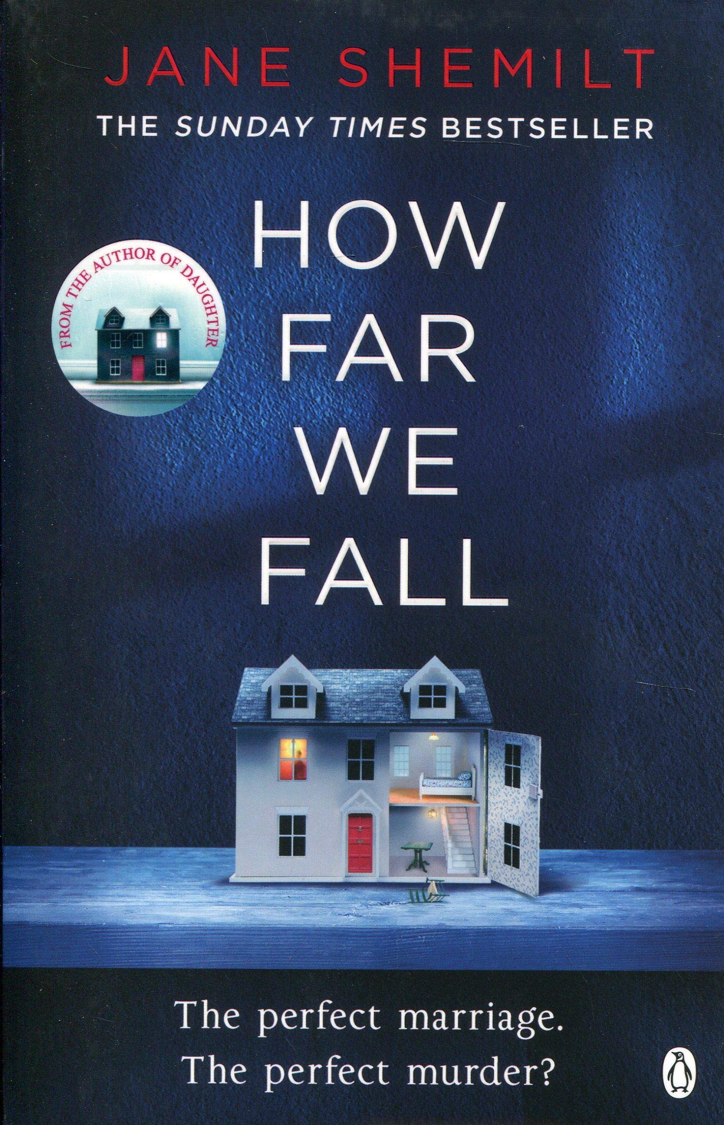 How Far We Fall  The Perfect Marriage. The Perfect Murder