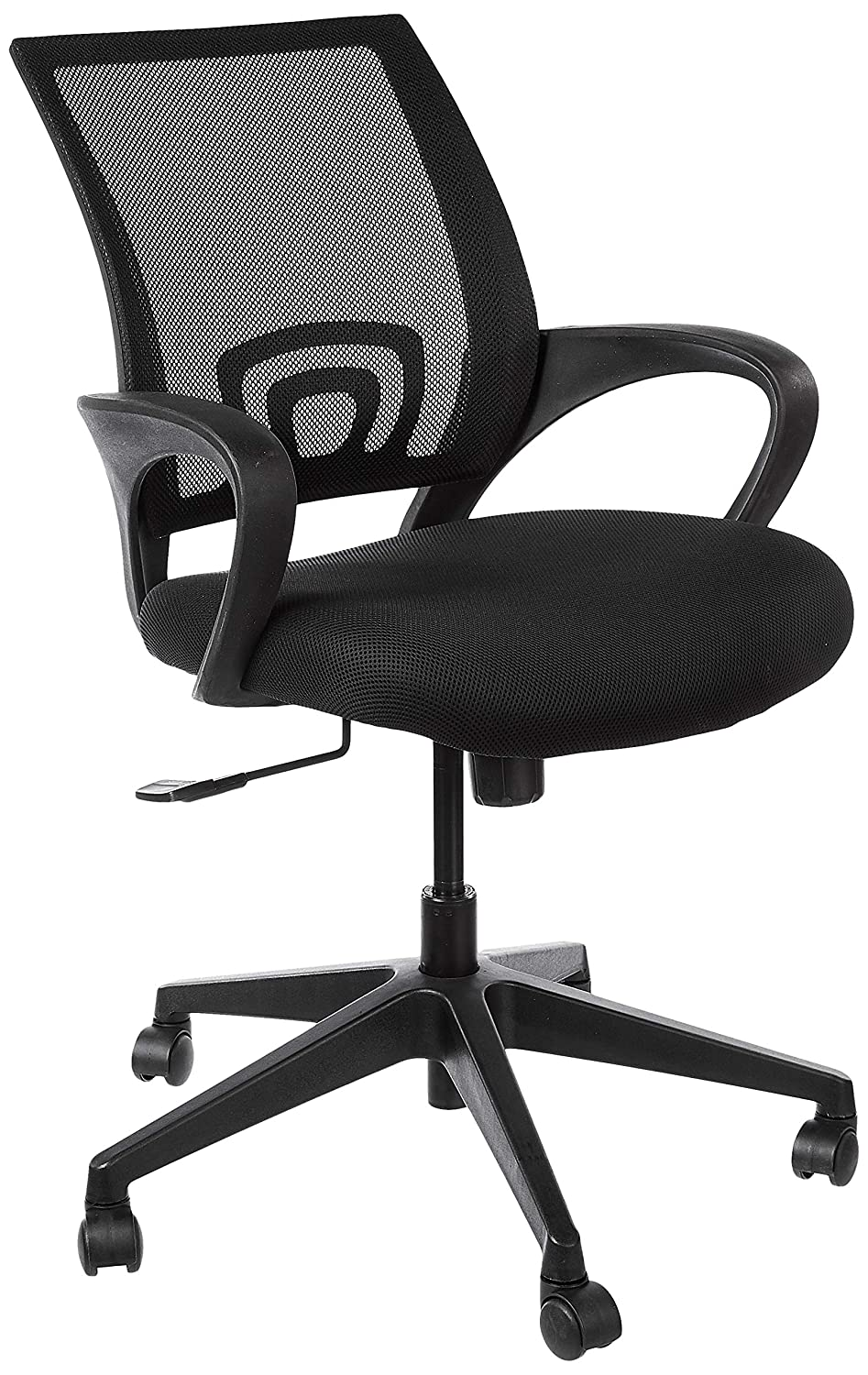 Amazon Brand – Solimo Loft Mid Back Mesh Office Chair