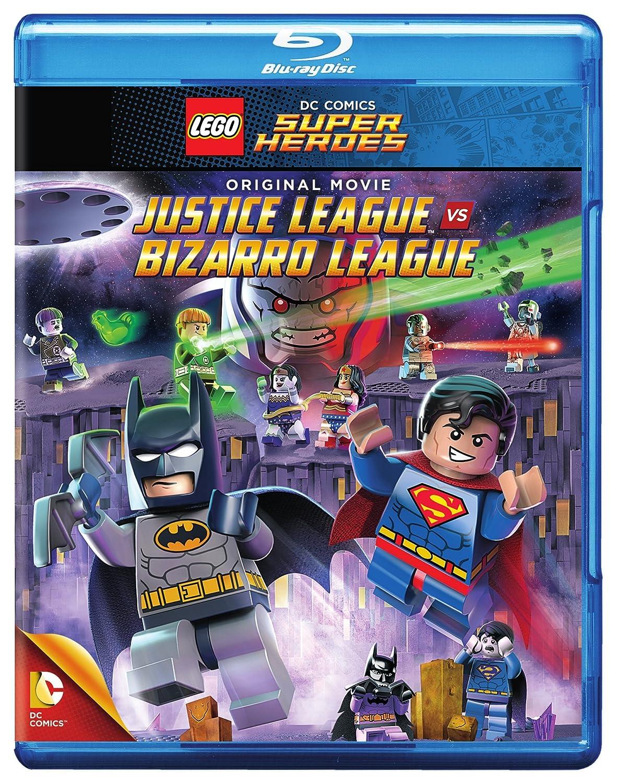 Lego: Dc Comics Super Heroes: Justice - No Fig 2 Blu-Ray Edizione ...