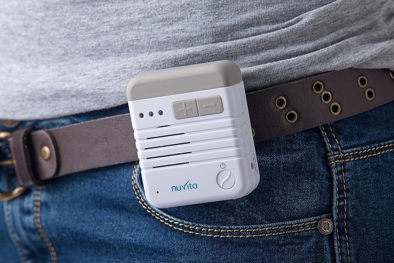 Technologie VOX avec Mode Veille Sans Interf/érences Alimentation USB Marque EU /Écoute B/éb/é avec 32 Canaux S/électionnables Nuvita 3010 Quadryo1 Baby phone Audio Sans fil