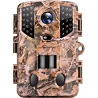 Van Top Ninja 1 Trail Camera 20MP 1080P Hunting Game Cam with Night Vision Motion Activated, Waterproof Scouting Camera…