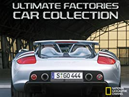 Ultimate Factories Car Collection Season 1
