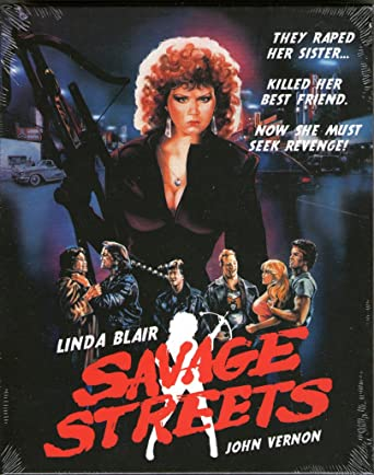 Linda blairs strip search scene
