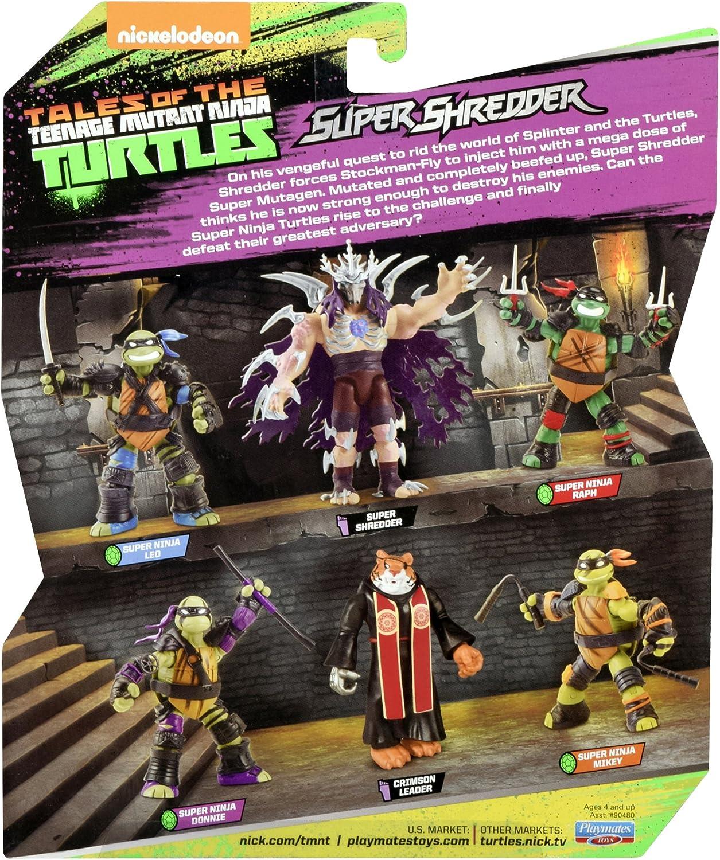 Teenage Mutant Ninja Turtles Crimson Leader Action Figure