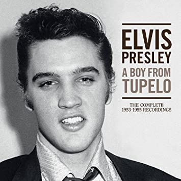 amazon a boy from tupelo the complet elvis presley 輸入盤 音楽