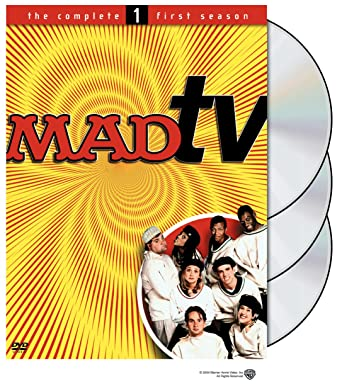 Amazon com: MADtv - The Complete First Season: Bryan Callen, David