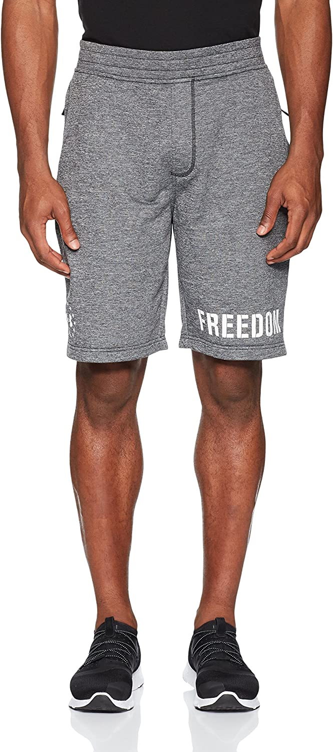 Under Armour Mens Freedom Tech Terry short