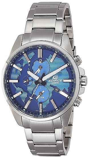 0397e1b08eda Buy Casio Edifice Analog Blue Dial Men s Watch - ETD-300D-2AVUDF (EX310)  Online at Low Prices in India - Amazon.in