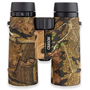 Carson 3D Series HD Waterproof Binoculars