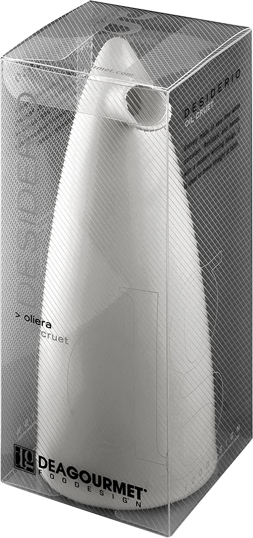 DEAGOURMET 25, Desiderio Oil Cruet, white porcelain 80-3286229 1823
