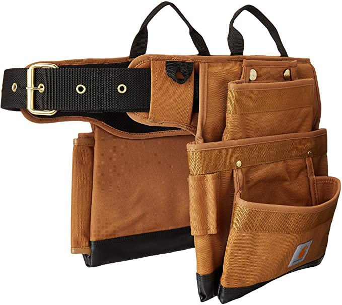 Carhartt Legacy Build Your Own Belt Custom Tool Belt Pouch Carpenter/'s Pouch