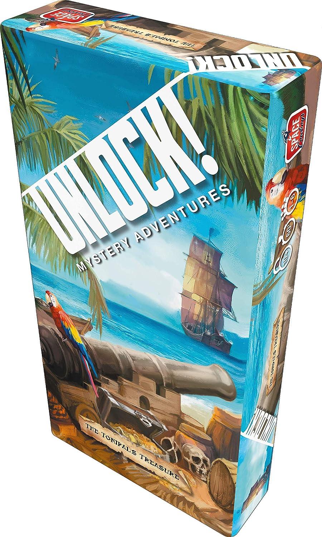 Unlock! The Tonipal`s Treasure: Amazon.es: Juguetes y juegos